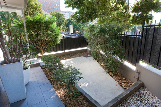 Levesons Apartment Styling - Garden Apartment