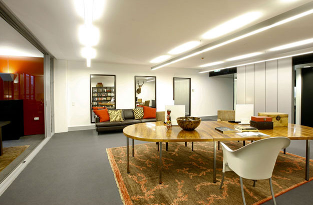 Levesons Commercial Styling - Office Retail Complex