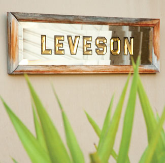 Levesons - Contact Us