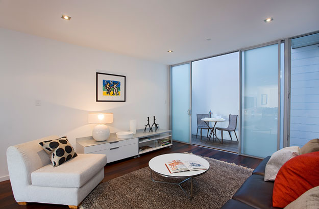 Levesons Home Styling - Contemporary Duplex