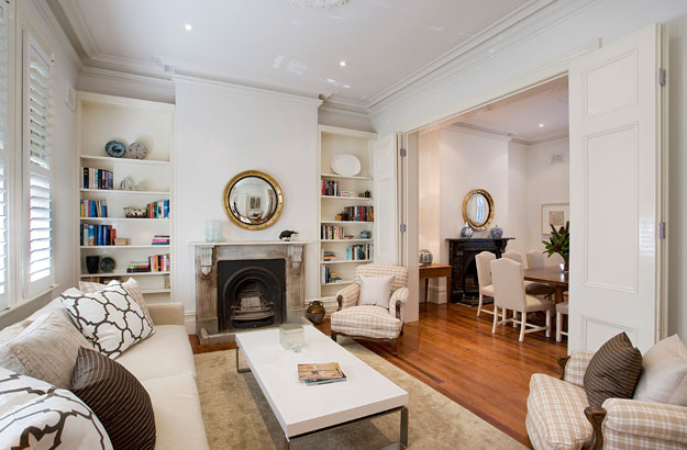 Levesons Home Styling - Grand Victorian Terrace
