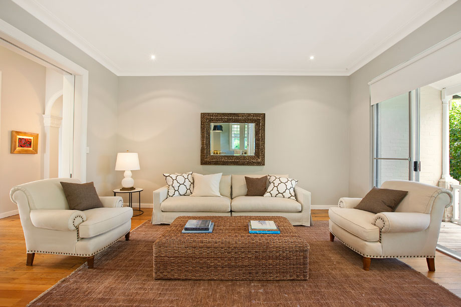 Residential, home property styling | Federation villa | LEVESONS